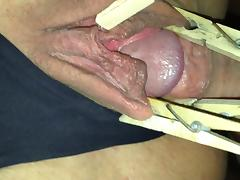 French, Amateur, French, Party, Pussy, Gaping
