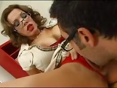 All, Big Tits, Blowjob, Mature, Teacher