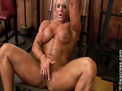 Acrobatic, Ass, Big Ass, Big Tits, Blonde, Boobs