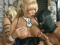 Sado Maso cum fisting orgy by Cezar73