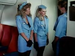 Vintage, Stewardess, Vintage