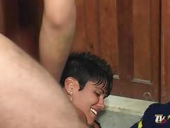 Assfucking, Anal, Assfucking, Blowjob, Brazil, Brunette