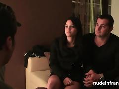 French, Amateur, Babe, Banging, Big Tits, Boobs