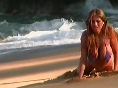 Beach, Beach, Outdoor, Spanish
