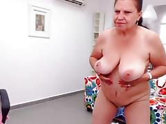Arab Mature, Arab, Dance, Granny, Mature, Old