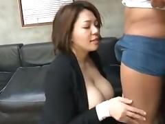Japanese Big Tits, Asian, Big Cock, Big Tits, Bitch, Boobs