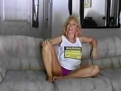 Cougar, Blonde, Cougar, Fucking, Mature
