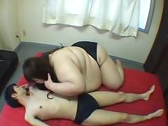 Asian BBW, Asian, BBW, Big Cock, Big Tits, Chubby