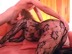Mom and Boy, 18 19 Teens, Blonde, Catsuit, Fucking, German