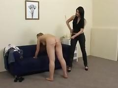 Caning, Blonde, Caning, Punishment, Spanking