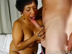 free Black Granny porn videos