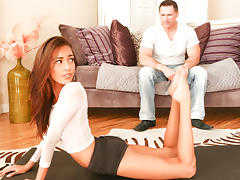 Janice Griffith, John Strong in Babysitter Diaries #15,  Scene #03