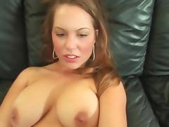Young blonde get creampie by BBC
