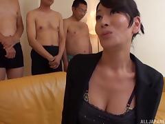 Bra, Asian, Big Tits, Blowjob, Bra, Close Up