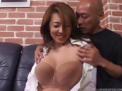 Asian Granny, Asian, Babe, Bra, Couple, Fucking