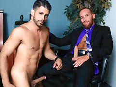 Steven Ponce & Ray Han in Social Media Hookup Video