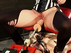 Dirty Norwegian comp with Monicamilf squirting & pegging