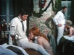 Vintage German, Classic, German, Orgy, Vintage, 1970