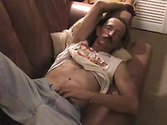 Amateur Mature Drywall Man Jacks Off - WorkinMenXxx
