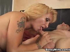Sophia Mounds in Big Titty Mommas #4 - BossyMilfs