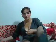 Video of the private chat with inexperienced vebmodel Leticia4you