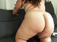 Curvy Casting Couch