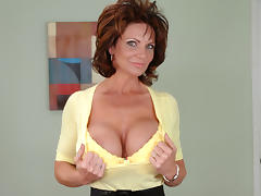 Deauxma & Charles Dera in Diary of a Milf