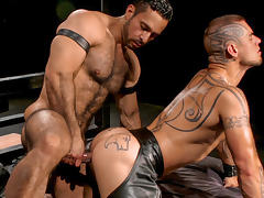 Adam Champ & Logan McCree in Dominus, Scene #01