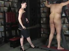Caning, BDSM, Big Tits, Caning, Femdom, Punishment