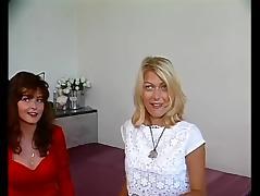 Casting, Amateur, Audition, Casting, German, Lesbian