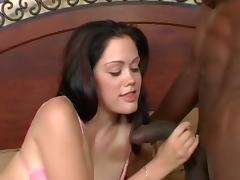 Hot Interracial Blowjob adult video. Enjoy watching