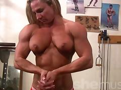 Acrobatic, Gym, Muscle, Softcore, Undressing, Acrobatic