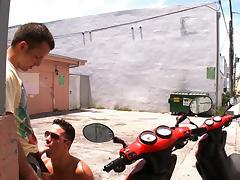 Biker, Anal, Ass, Assfucking, Beach, Biker