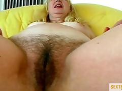 Granny, German, Granny, Hairy, Hardcore, Mature