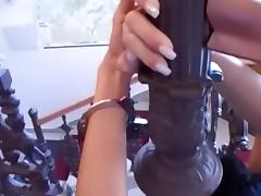 Splendid Deepthroat Cunilingus porno video