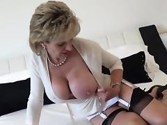 All, Big Tits, Blonde, Boobs, British, Masturbation