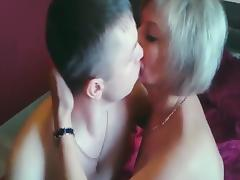 Husband shoots on video as friends fuck his wife