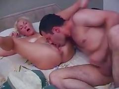 Mom and Boy, Big Tits, Blowjob, Mature, MILF, Wife