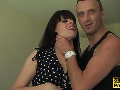 UK sub slut dominated with doggystyle