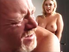 Heavenly Babes Fuck Dudes With Strapons