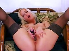Incredible pornstars Anabell Moon and Sarah Wright in crazy big tits, cunnilingus adult scene