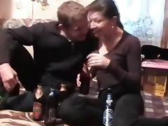 Beer, Beer, Drinking, Drunk, Russian
