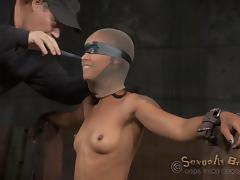 Blindfolded, BDSM, Blindfolded, Fetish, Fucking, Slave