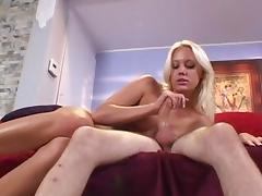 Boobs, Blonde, Boobs, Handjob, Pornstar, Small Tits