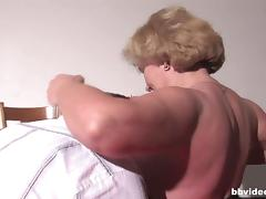 Bbvideo.com German grandma gets nailed