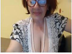 Webcam, Granny, Mature, Nude, Old, Webcam