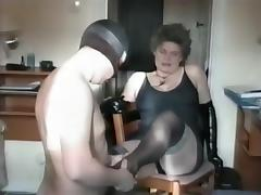 Hottest Homemade video with Stockings, Femdom scenes