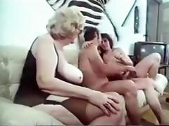 Amazing Amateur clip with Wife, Vintage scenes