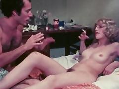 Blowjob, Blowjob, Classic, Hairy, Vintage, 1970