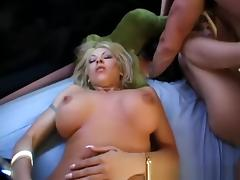 All, Blonde, Facial, Group, Horny, Naughty